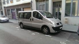 Renault Trafic TPMR
