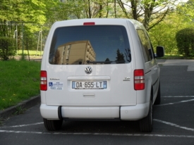 Volkswagen Caddy TPMR