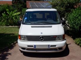 Mercedes Vito TPMR