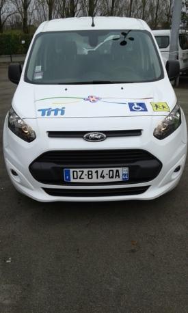 Ford Tourneo TPMR