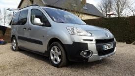 Peugeot Partner TPMR