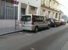Adapted car rental: Renault Trafic