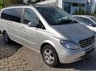 Adapted car rental: Mercedes Viano