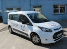 Adapted car rental: Ford Tourneo
