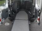Behindertengerechtes Fahrzeug zu vermieten: Renault Kangoo
