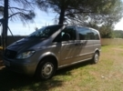 Adapted car rental: Mercedes Vito