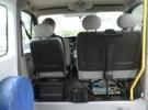Adapted car rental: Renault MASTER