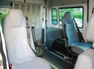 Adapted car rental: Ford Transit