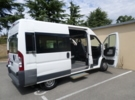 Adapted car rental: Peugeot Boxer