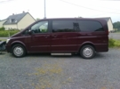 Adapted car rental: Mercedes Viano 2,0