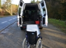 Auto adattata a noleggio: Ford Transit Kombi