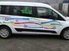 Auto adattata a noleggio: Ford Grand Tourneo Connect