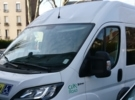 Behindertengerechtes Fahrzeug zu vermieten: Peugeot Boxer