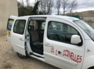 Adapted car rental: Renault TECH Kangoo