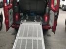 Behindertengerechtes Fahrzeug zu vermieten: Ford Transit