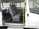 Auto adattata a noleggio: Ford Transit