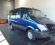 Mercedes Sprinter - Wheelchair Accessible Vehicle - Saint-Gervasy  (30320)