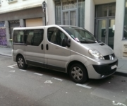 Renault Trafic - Wheelchair Accessible Vehicle - Bordeaux  (33300)