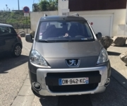 Peugeot Partner - Wheelchair Accessible Vehicle - Issy-les-Moulineaux  (92130)