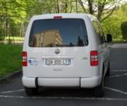Volkswagen Caddy - Voiture adaptée pour le transport - Pont-De-Roide  (25150)
