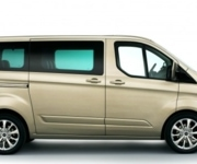 Ford Tourneo Custom - Für den Transport angepasstes Fahrzeug - La Verpillière  (38290)