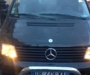 Mercedes Vito - Conduite adaptée - Paris  (75019)
