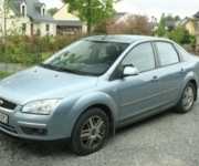 Ford Focus ghia - Adaptive driving system car - Longaulnay  (35190)