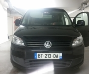 Volkswagen Caddy IV 1.2 FAP TDI - Wheelchair Accessible Vehicle - Lyon  (69007)