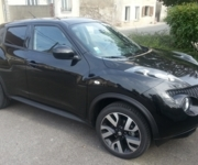 Nissan JUKE - Adaptive driving system car - Thieux  (77230)
