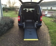 Volkswagen CADDY MAXI - Wheelchair Accessible Vehicle - Le Lion-d'Angers  (49220)