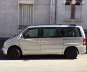 Mercedes V22O - Wheelchair Accessible Vehicle - Clermont-Ferrand  (63000)