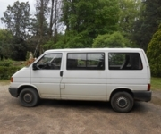 Volkswagen Transporteur - Wheelchair Accessible Vehicle - Verquiéres  (13670)
