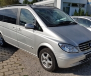 Mercedes Viano - Wheelchair Accessible Vehicle - Colomiers  (31770)