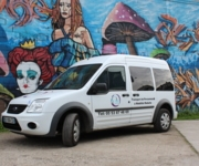 Ford Tourneo - Wheelchair Accessible Vehicle - Agen  (47000)