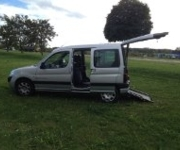 Citroen Berlingo - Wheelchair Accessible Vehicle - Ludres  (54710)