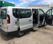 Renault Traffic - Coche adaptado para el transporte - Pulnoy  (54425)