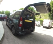 Peugeot Tepee Partner - Wheelchair Accessible Vehicle - Cannes  (06400)