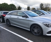 Mercedes CLA SHOOTING BRAKE - Conduite adaptée - Seilh  (31840)
