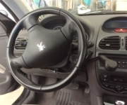 Peugeot 206 - Adaptive driving system car - Cheval-Blanc  (84460)