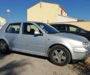 Volkswagen Golf 4 - Conduite adaptée - La Londe-les-Maures  (83250)
