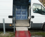 Iveco 10L - Wheelchair Accessible Vehicle - Rennes  (35700)