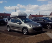 Peugeot 207 - Adaptive driving system car - Caudry  (59540)