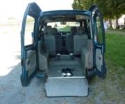 Renault Kangoo - Wheelchair Accessible Vehicle - Vezins  (49340)