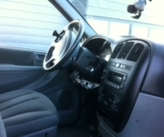 Chrysler VOYAGER - Coche adaptado para la conducción - Garons  (30128)