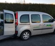 Renault Kangoo - Coche adaptado para el transporte - Villeneuve-D'ascq  (59650)