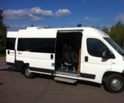 Fiat Ducato - Wheelchair Accessible Vehicle - Amnéville  (57360)