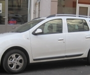Dacia Logan Break - Coche adaptado para la conducción - Lyon  (69003)