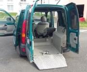 Renault Kangoo - Wheelchair Accessible Vehicle - Amiens  (80090)