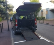 Peugeot Partner - Wheelchair Accessible Vehicle - Massy  (91300)