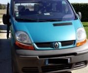 Renault Trafic - Voiture adaptée pour le transport - Mont-Prés-Chambord  (41250)